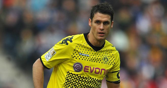 Sebastian Kehl: Scored a second-half winner as Borussia Dortmund won 2-1 at Schalke