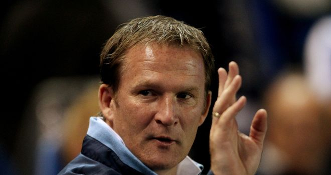 Simon Grayson: Happy with the desire and quality shown by his Huddersfield side