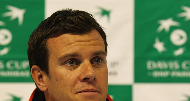 Leon Smith: Tough task ahead after being drawn against top seeds Russia