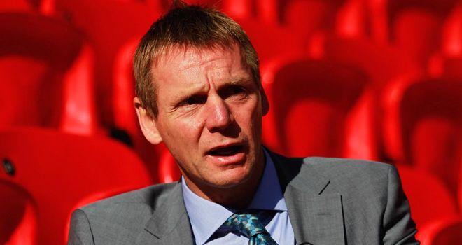Stuart Pearce: England caretaker manager backed by Football Association