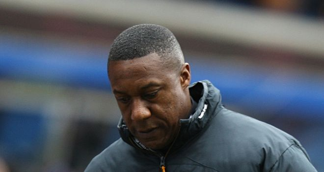 Terry Connor: Named boss at Wolves for final 13 games of the season