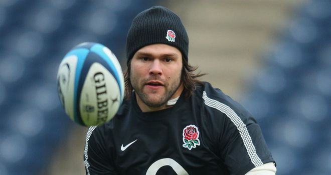 England and Wasps lock Tom Palmer faces two months out of action