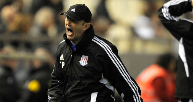 Tony Pulis: Wary of complacency as he hopes to raise his team once again