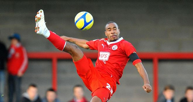 Tyrone Barnett: Former Crawley man on the move again as he is set for a switch to Ipswich