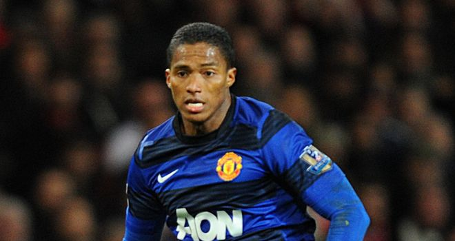 Antonio Valencia: Manchester United winger is back in the squad for the game away to Athletic Bilbao