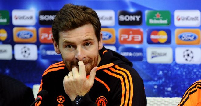 Andre Villas-Boas: Stands by his team selection as speculation grows over his future