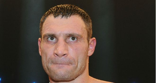 Vitali Klitschko: Keen to face Dereck Chisora again so he can deliver a knock-out blow