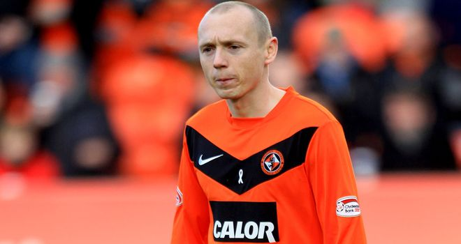 Willo Flood: Out of contract at Dundee United at the end of the season