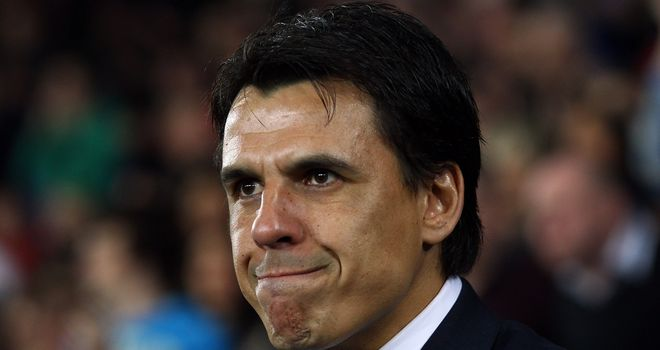 Chris Coleman: Looking to guide Wales to a World Cup finals for the first time since 1958