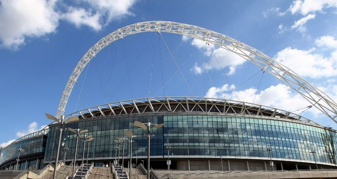 Wembley Stadium: Home of the Football Association