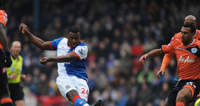 Yakubu Aiyegbeni: Heading for China after one productive season in front of goal for Blackburn
