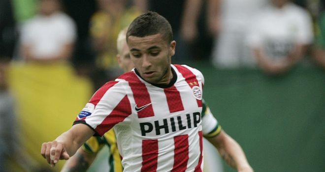 Zakaria Labyad: Scored for PSV Eindhoven in their 1-1 draw with Heracles Almelo