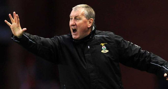 Terry Butcher: Keen for those players that have been offered new deals to make a decision