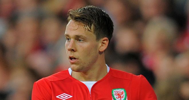 Chris Gunter: Feels the pressure on Chris Coleman was unfair on the Wales manager