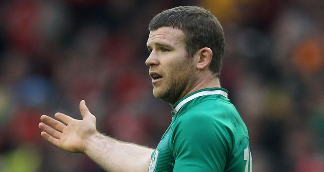 Gordon D'Arcy: Misses final Test