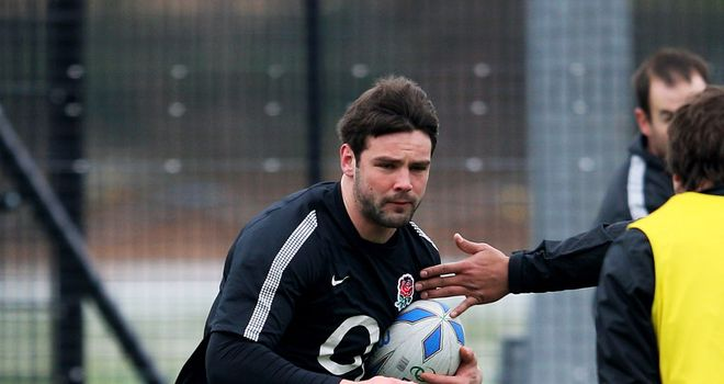 Ben Foden: Expecting a proper examination in Paris