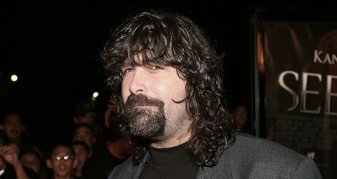 Foley: will be inducted into WWE Hall of Fame in April