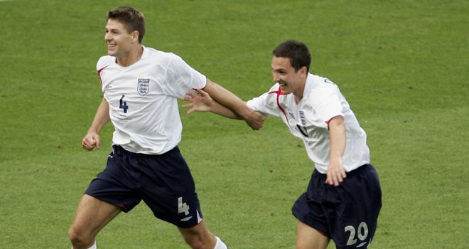 Stewart Downing: Thinks Steven Gerrard should be England captain