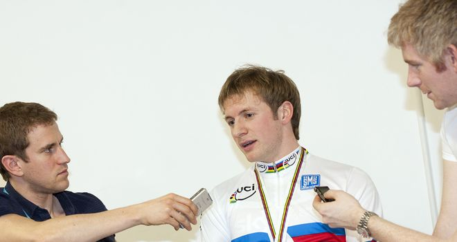 Jason Kenny: Backed by Olympic Jamie Staff to fill crucial man one position