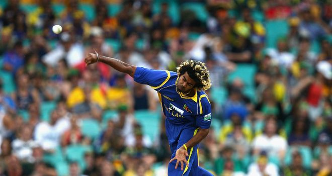 Lasith Malinga: Sri Lankan heading to Middlesex later in the summer