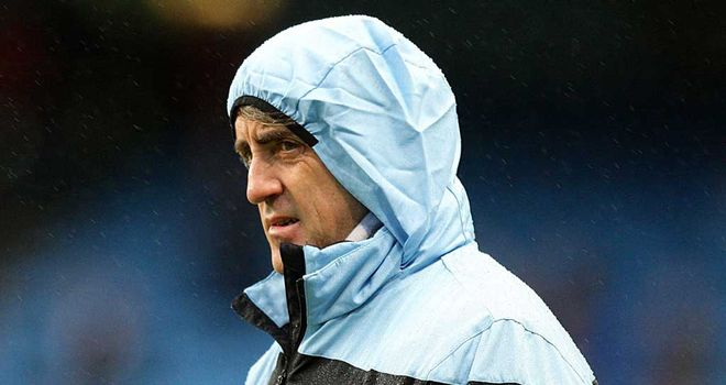 Roberto Mancini: Pleased with his win over Porto