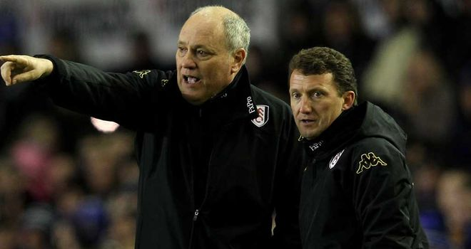 Billy McKinlay: Fulham coach looking forward to reporting back to ill boss Martin Jol