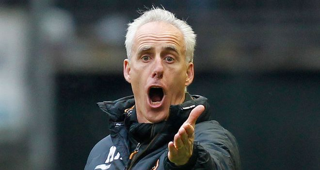 Mick McCarthy: Confirmed at the Portman Road helm on a three-year deal
