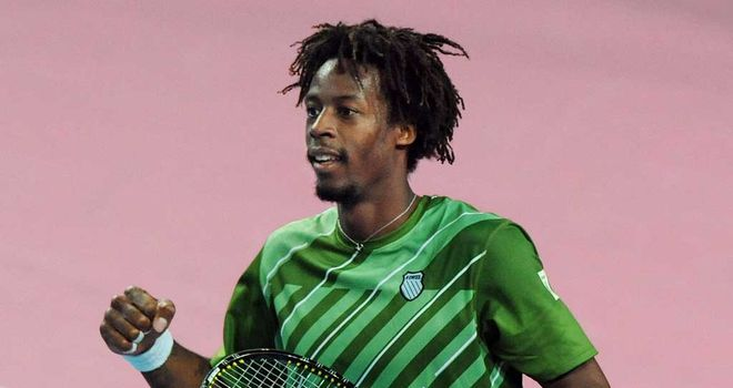 Gael Monfils: Winning return