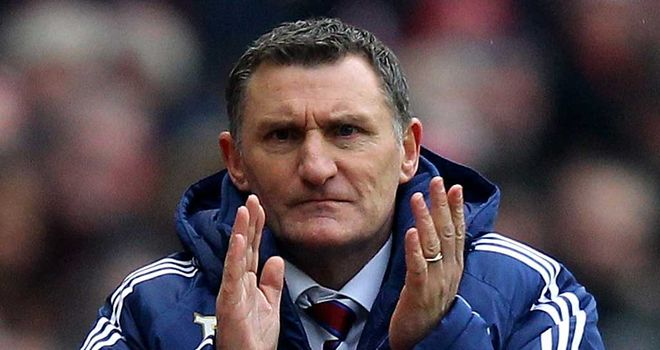 Tony Mowbray: Agrees with Zola