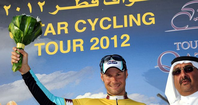 Boonen: Extended his lead in the overall standings at the Tour of Qatar
