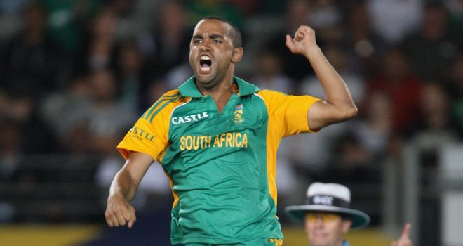 Robin Peterson: Insists South Africa will not be taking it lightly
