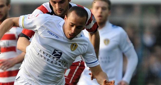 Andros Townsend: Ended his loan spell at Leeds to return to Tottenham