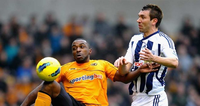 Sylvan Ebanks-Blake: Not going anywhere in January, according to his manager.