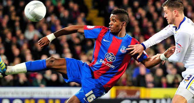 Wilfried Zaha: Crystal Palace teenager has earned a host of Premier League admirers