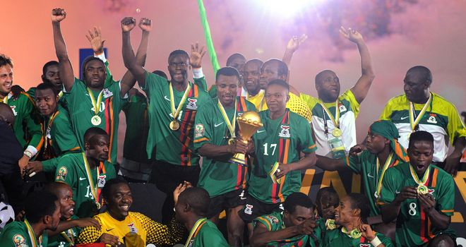 Zambia: Begin their title defence against Ethiopia