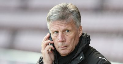 Ward: already on the phone doing deals?