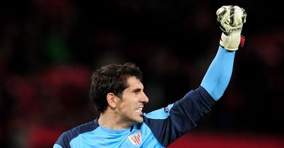 Gorka Iraizoz: Athletic Bilbao goalkeeper expecting tough test against Manchester United