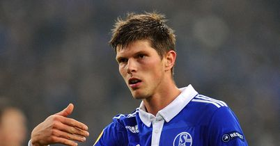 Klaas-Jan Huntelaar: The striker has been linked with Arsenal and Liverpool