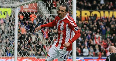 Etherington: Involved in Stoke's goal