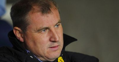 Paul Jewell: Cody Cropper does not feature in the Ipswich manager's plans