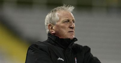 Ronnie Moore: Struggling with a growing injury list