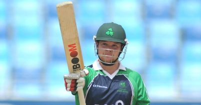 Paul Stirling: New three-year deal for Middlesex and Ireland opener
