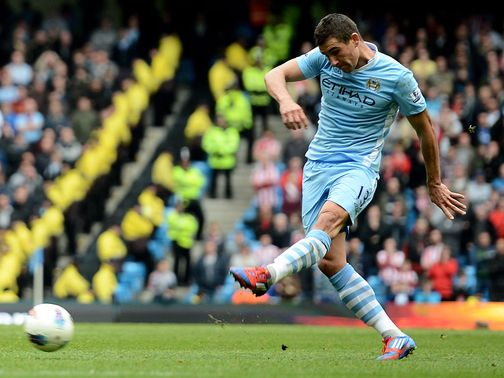 Aleksandar Kolarov: Set for Man City stay