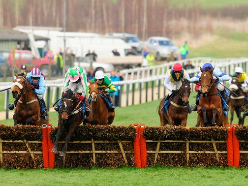 Katchit takes the Champion Hurdle