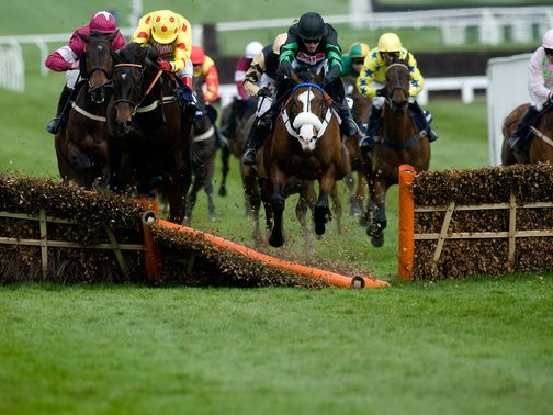 Cinders And Ashes: Kempton-bound