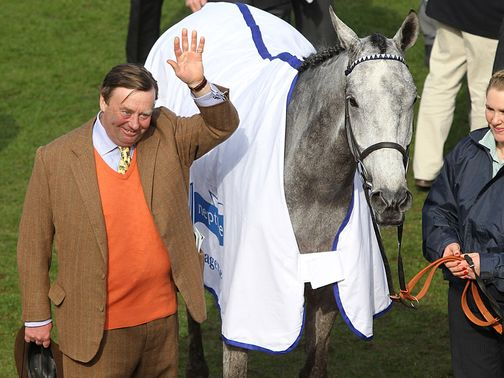 Nicky Henderson: Weather worries