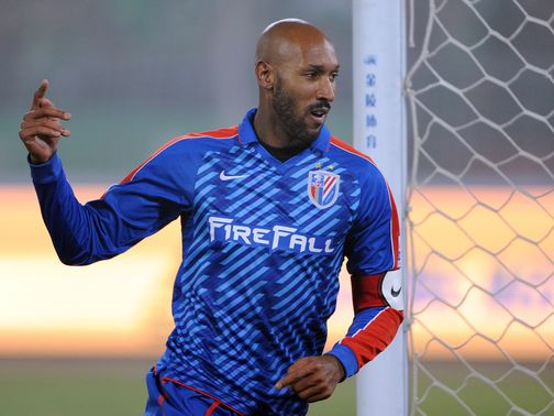 Nicolas Anelka: Could join West Ham