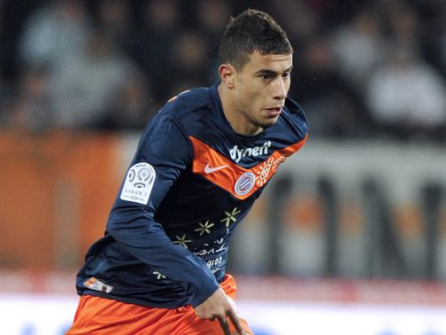 Younes Belhanda: Has a confirmed fan in Arsene Wenger