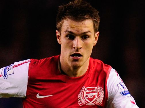Aaron Ramsey: Set for contract talks with Arsenal