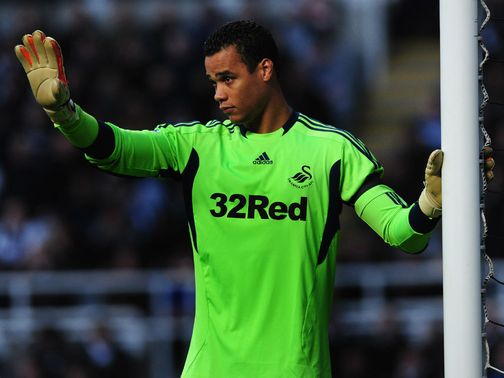 Michel Vorm: Talks under way with Swansea